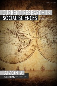 Current Research in Social Sciences