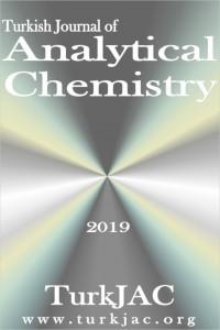 Turkish Journal of Analytical Chemistry