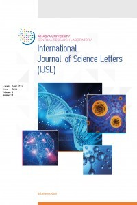 International Journal of Science Letters