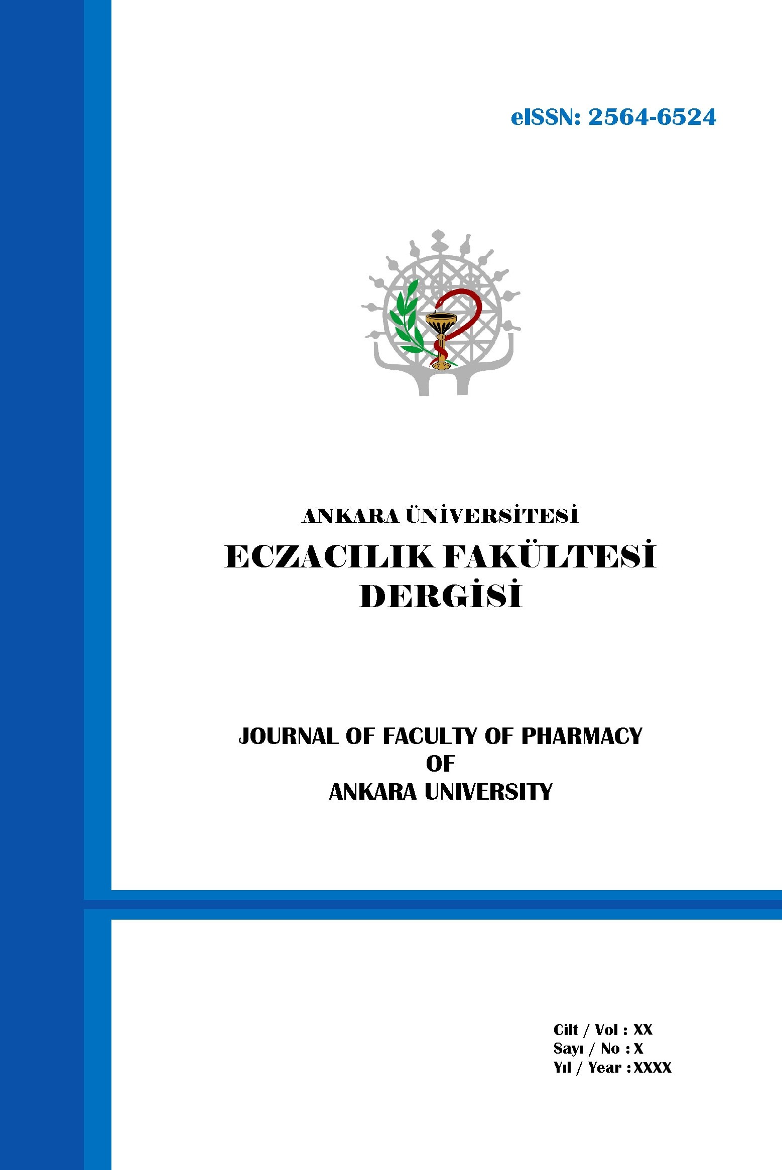 Journal of Faculty of Pharmacy of Ankara University