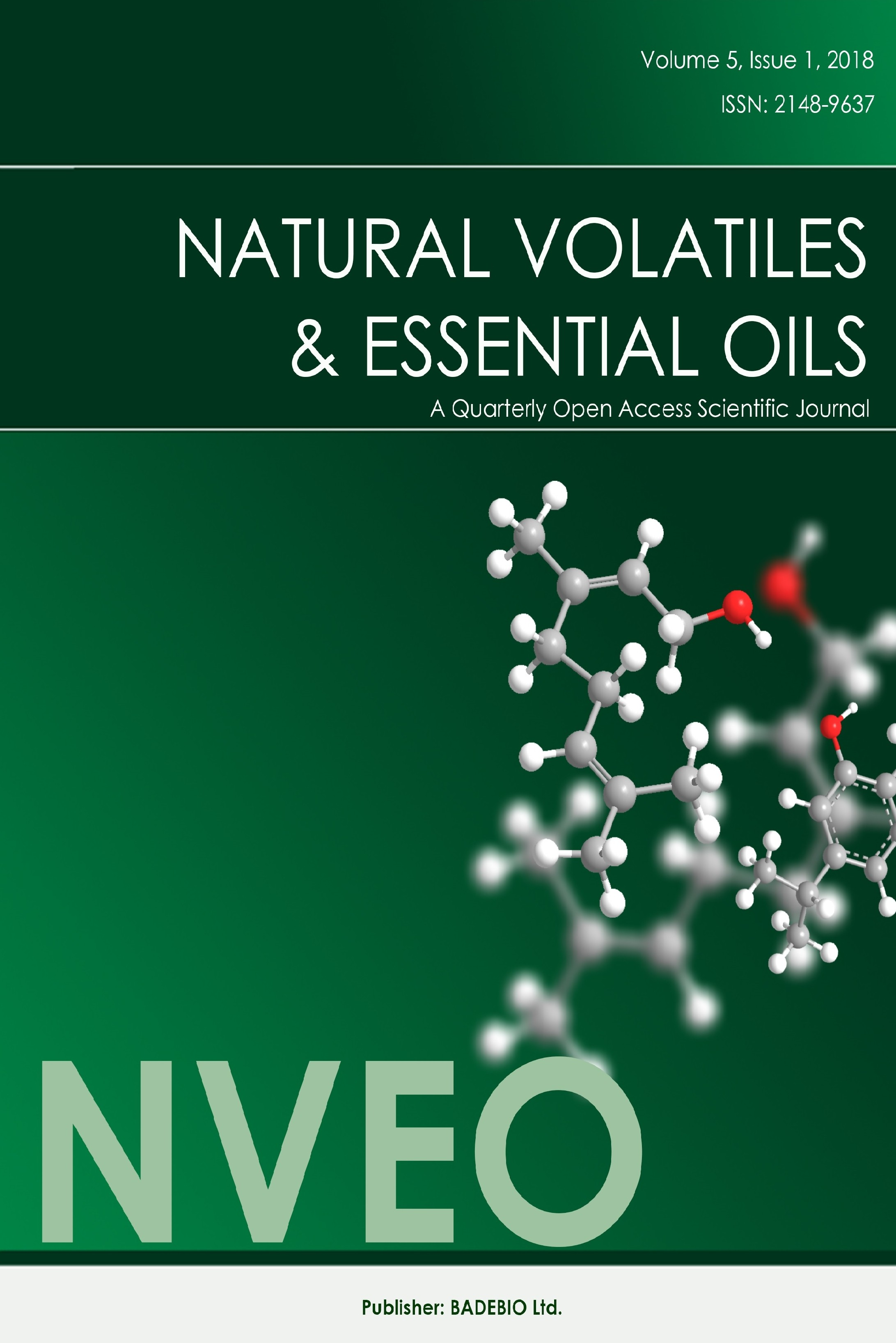 Natural Volatiles and Essential Oils