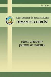 Düzce Üniversitesi Orman Fakültesi Ormancılık Dergisi
