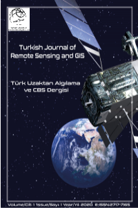 Turkish Journal of Remote Sensing and GIS