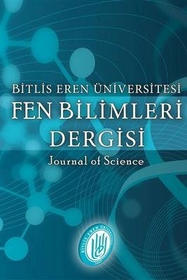 Bitlis Eren Üniversitesi Fen Bilimleri Dergisi