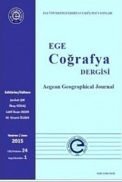 Aegean Geographical Journal