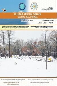 Uludağ Arıcılık Dergisi