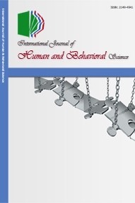 International Journal of Human and Behavioral Science