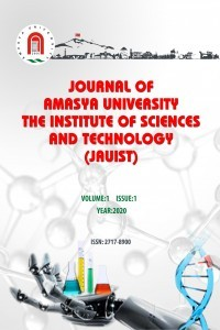 Journal of Amasya University the Institute of Sciences and Technology