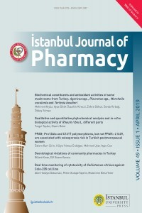 İstanbul Journal of Pharmacy