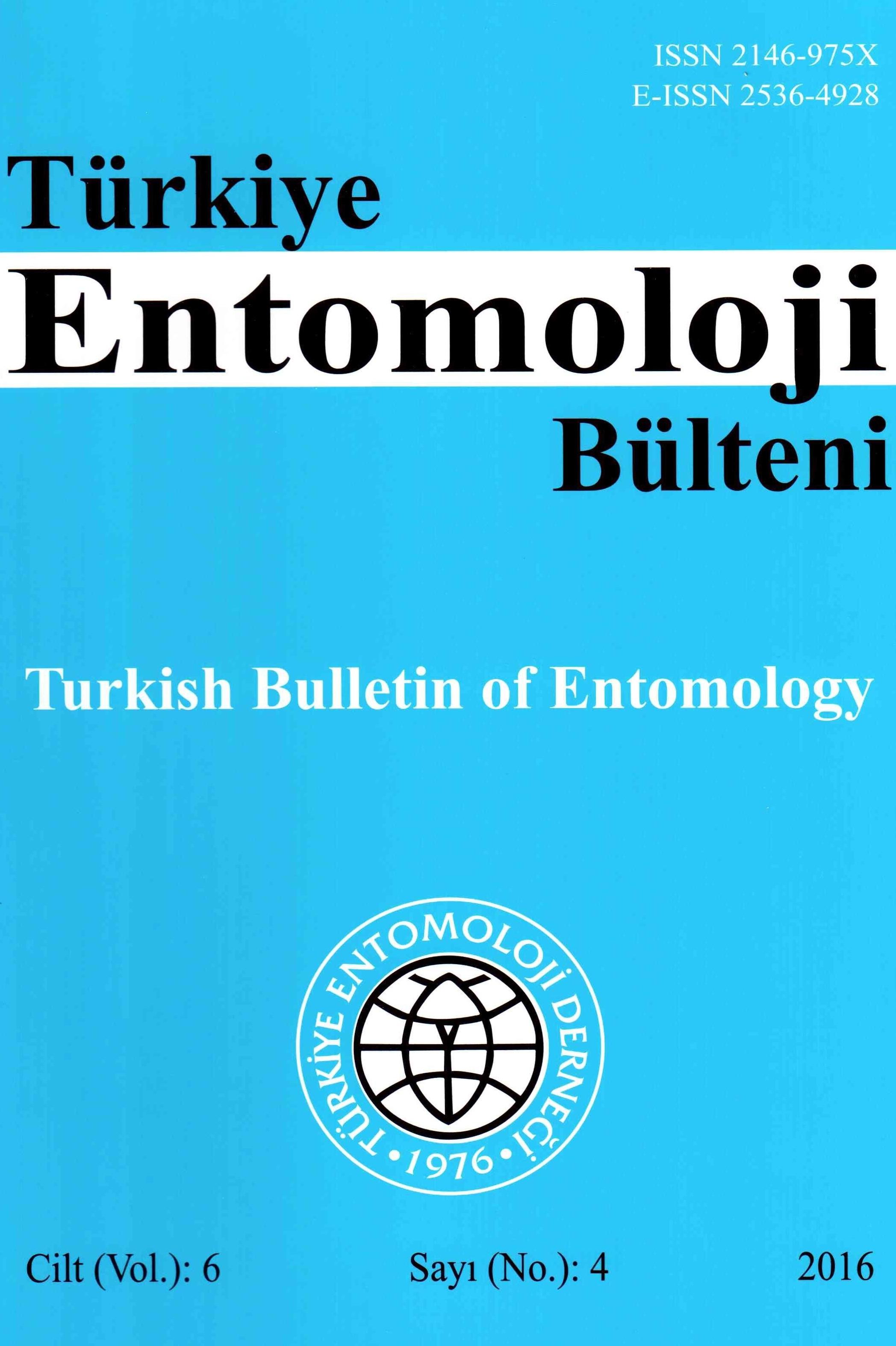 Turkish Bulletin of Entomology