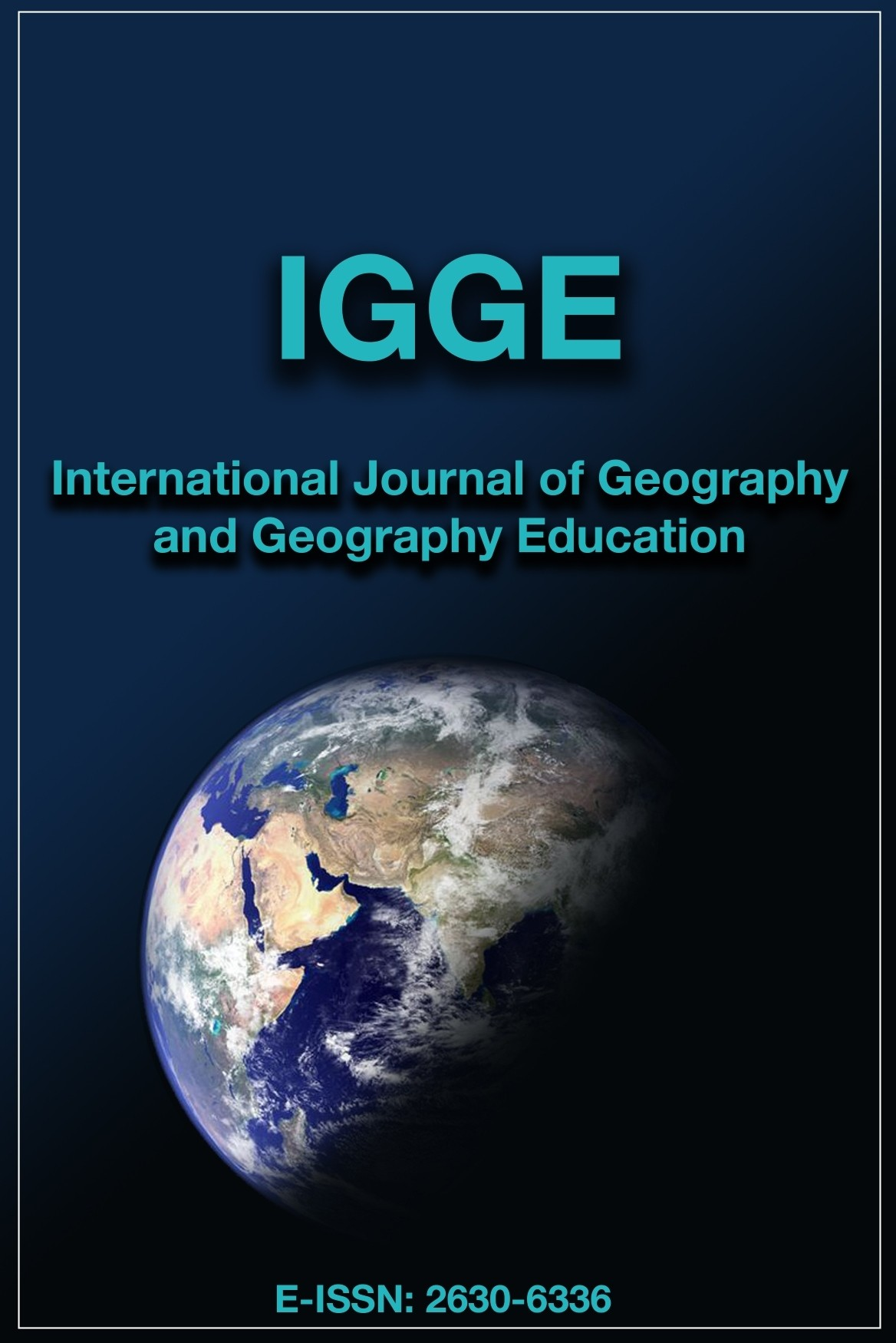 International Journal of Geography and Geography Education
